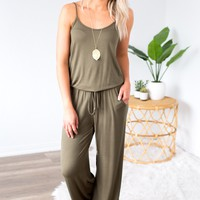 Take Me Jumpsuit - 2 Options