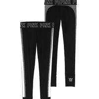 Ultimate Yoga Colorblock Legging - PINK - Victoria's Secret