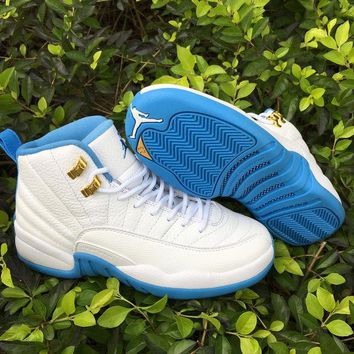 "Air Jordan 12 GS ""University Blue"" AJ"