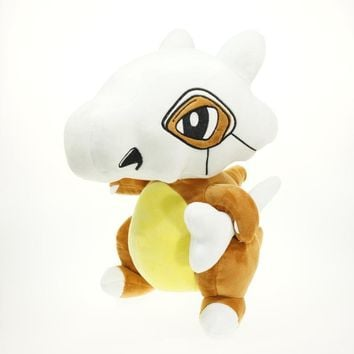 "12"" Cubone Pokemon Plush"