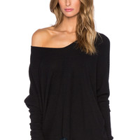 sen Grace Top in Black