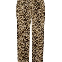 Leopard Moto Skinny by Juicy Couture