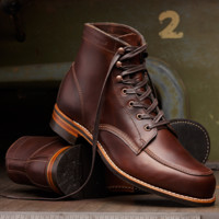 Men's Courtland 1000 Mile Boot - W00278 - Vintage Boots | Wolverine