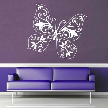 Butterfly - Wall Decal - No 9$8.95