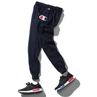 Gotopfashion Champion Women Men Fashion Casual Pants Trousers Sweatpants