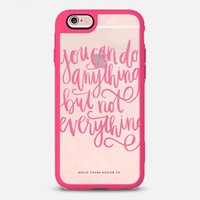My Design #29 iPhone 6s case by Hello Tosha Design Co. | Casetify