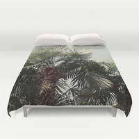 waiting the summer Duvet Cover by VanessaGF