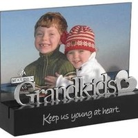 Malden Grandkids Desktop Expression Frame, 4 by 6-Inch