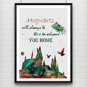 Best harry potter quotes wall decor products on wanelo for Best place to buy posters in store