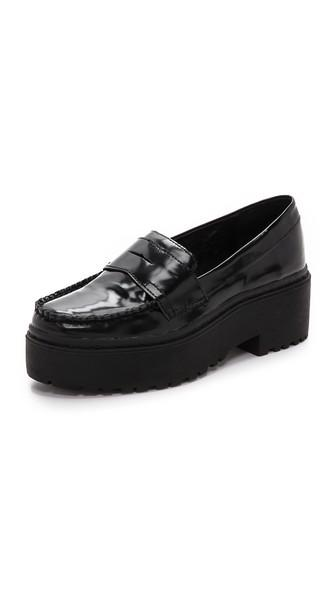 Jeffrey Campbell Dilbert Platform Loafers From Shopbop Shoes
