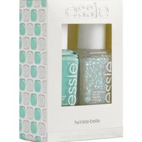 Essie Nail Polish Twinkle-Belle Duo Kit - Boots