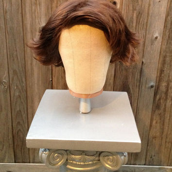Rapunzel Short Brown Princess Wig Screen Quality Custom Couture Styled