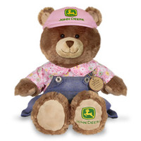 John Deere Girl Bear from Build-A-Bear® Workshop