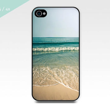iphone 4 4s 5 case nautical beach scene photography iphone case beach fine art photo case cover cell phone iphone 5 case coastal prints