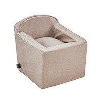 Booster Car Seat — Sandstone