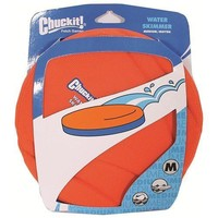 Petmate Chuckit! Water Skimmer Disc Dog Toy Sz: Med