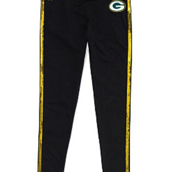 Green Bay Packers Bling Legging - PINK - Victoria's Secret