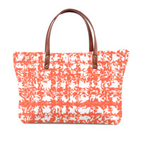 Abstract Orange Delight Tote Bag