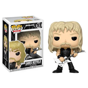 Funko Metallica James Hetfield POP! Vinyl Figure