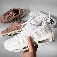 Nike Air Max 95 Popular Women Men Casual Breathable Shoes I