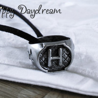 Infernal Devices Shadowhunter Inspired Herondale Family Ring Pendant Necklace The Mortal Instruments