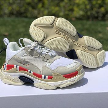 Gucci x Balenciaga Triple S Trainers Sneakers 36-44