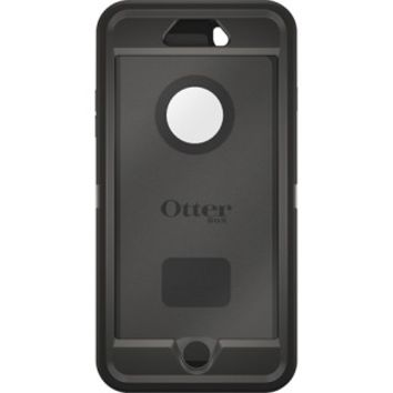 OtterBox - Defender Series Case with Holster for Apple® iPhone® 6 Plus - Black