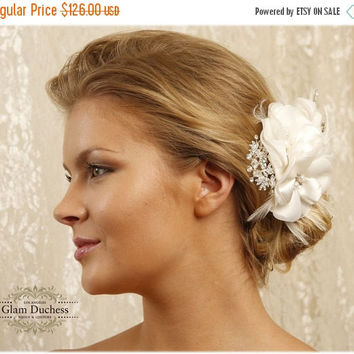 bridal comb, Bridal hair piece, Bridal headpiece, bridal hair jewelry, Pearl hair pin, Bridal Hair comb, Wedding accessory, ballroom hair