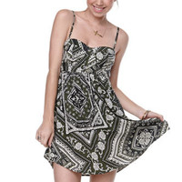 Billabong Luv Struck Bustier Dress at PacSun.com