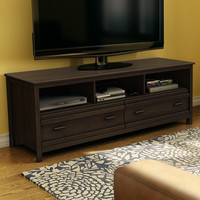 "South Shore Exhibit 60"" TV Stand"