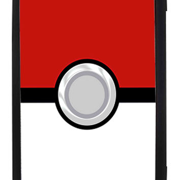 Pokemon Pokeball Samsung Galaxy S3 Cases - Hard Plastic, Rubber Case