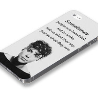 5 Seconds of summer,Ashton from 5SOS  iPhone 5 5S case, iPhone 4 4S case, Free shipping M-492