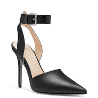 Pointed Ankle-strap Pump