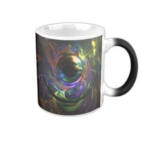 The Alien Within 11 Oz Magic Heat Color-Changing Coffee Mug