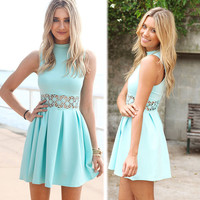 New Fashion Summer Sexy Women Mini Dress Casual Dress for Party and Date = 4661731076