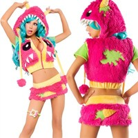 J. Valentine Monster Outfit : Josie Love JV Cute Sexy Costumes Made in the USA!