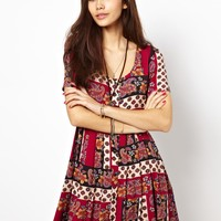 Minkpink Princess Of Persia Skater Dress