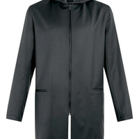 Black Street Tailor Fishtail Parka - Topman