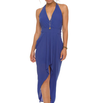 Prima Donna Dress - Blue