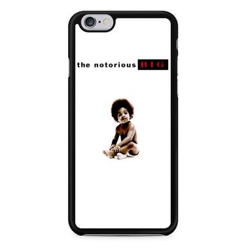 The Notorious Biggie iPhone 6/6s Case