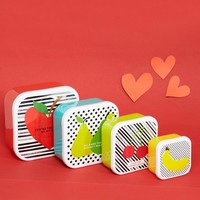 Paperchase Fruit Snack Boxes at asos.com