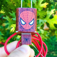 Spiderman iPhone 5/6/7 Charger