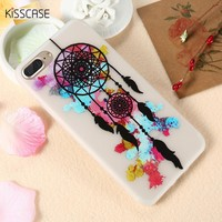 Luminous Light Silicon Case For iPhone 7 6 6S Plus 5 SE For Samsung Galaxy S6 S7 Edge S5 J5 J7 A5 A7 2016 Note 5 Huawei P9 LG G5