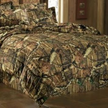 Cabela's: Cabela's Mossy Oak Break-Up® Infinity™ Comforter Set Zoom