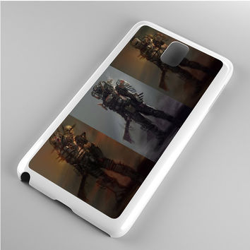 Game Fallout Cover 4 Concept Note 3 Case