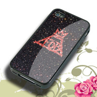 Fall out Boy Sparkle Hard plastic,Rubber iphone 4/4s,5/5s,5c,Samsung S3 i9300,S4 i9500