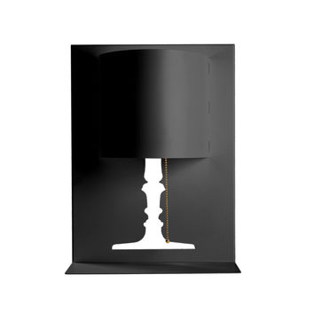 Steel wall lamp / wall shelf KATE S Kate Collection by pulpo, Ursula L'hoste | design KATTENTIDT+SCHEIB & PRODUCT FOUND
