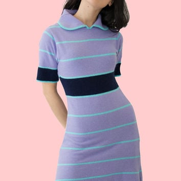 Pop Dress | Purple