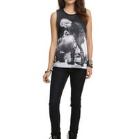 My Chemical Romance Gerard Muscle Girls T-Shirt