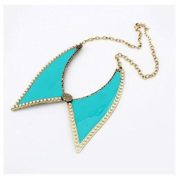 Gift Shiny New Arrival Jewelry Stylish Vintage Butterfly Korean Accessory Necklace [6586250887]